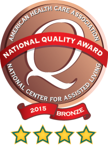 AHCA-bronze award