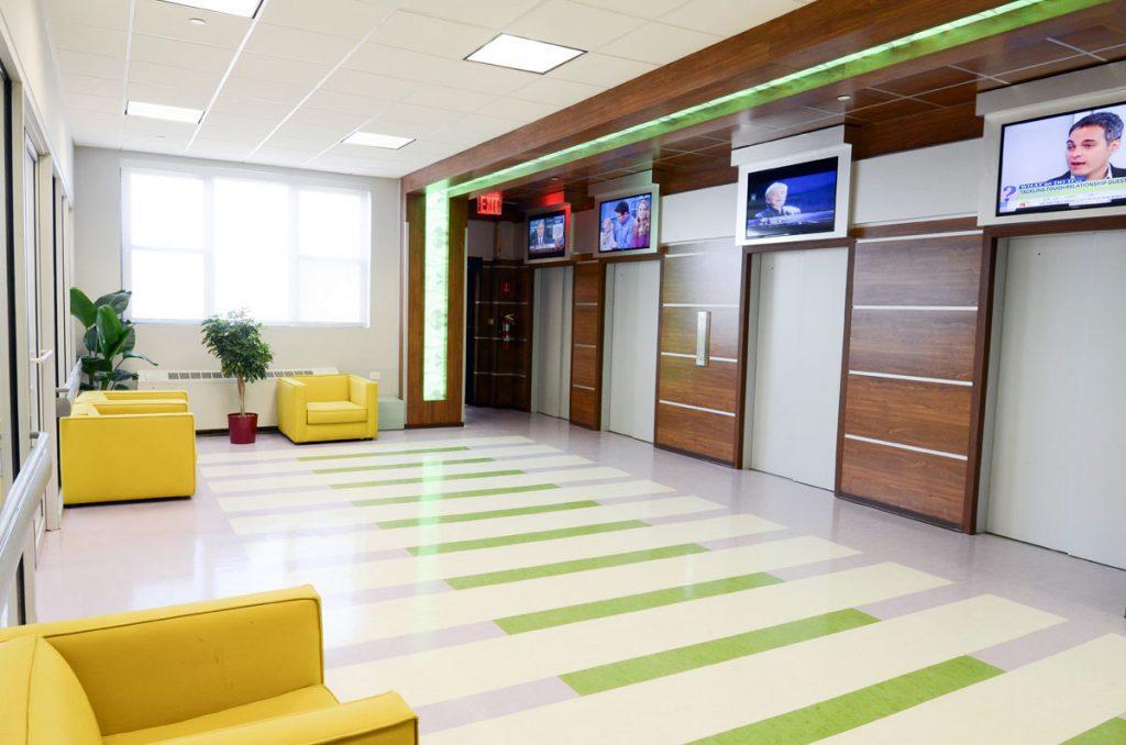 Modern Facility at Shore View Nursing and Rehabilitation, Brighton Beach, Brooklyn NY
